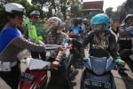 OPERASI SEMERU : Wow, 1.300 Pengendara Terjaring Razia