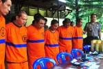 FOTO PEMBOBOLAN ATM : Pembobol ATM Ditangkap di Salatiga