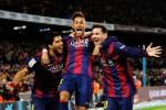 LIGA SPANYOL 2015/2016 : Barcelona Cetak Rekor Baru