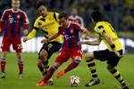 BORUSSIA DORTMUND VS BAYERN MUNICH : Tanpa Pemain Pilar, Bayern Taklukkan Dortmund 1-0