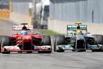 JELANG F1 GP TIONGKOK : Mercedes Dominan, Ferrari Menawan