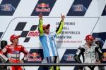MOTOGP ARGENTINA 2015 : Rossi Sebut Kesalahan Dibuat Marquez Sendiri
