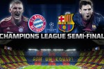 SEMIFINAL LIGA CHAMPIONS : Barcelona Difavoritkan Menang di Nou Camp
