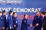 KONGRES PARTAI DEMOKRAT : Kongres Aklamasi Pilih SBY Ketua Umum Demokrat 2015-2020