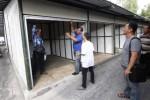 PASAR DARURAT KLEWER : DPP Siagakan Pompa Air Di Pasar Darurat Klewer
