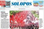 SOLOPOS HARI INI : Jokowi Singgung Budi Gunawan hingga Ibu Negara Belanja di Mal