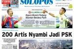SOLOPOS HARI INI : Prostitusi Online: 200 Artis Nyambi Jadi PSK