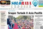 SOLOPOS HARI INI : Soloraya Hari Ini: UPTPK Sragen Raih Penghargaan hingga Polemik Underpass