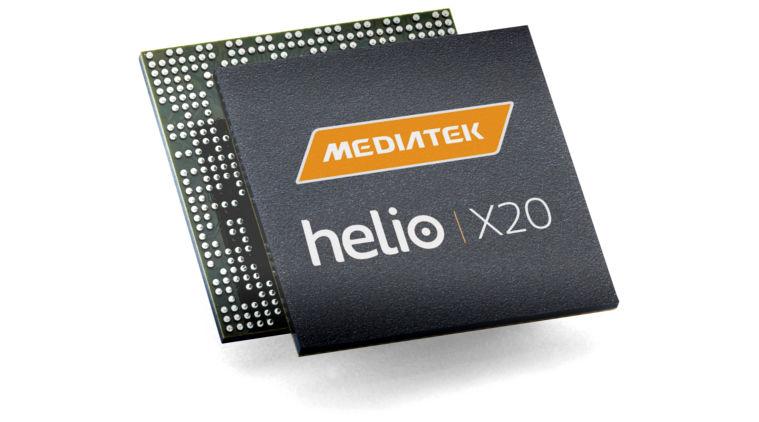 PROSESOR TERBARU : Mediatek Buat Chipset Deca-Core Helio X20