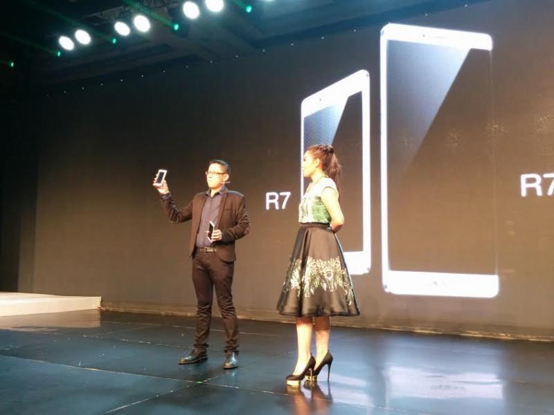 SMARTPHONE TERBARU : Oppo R7 Akhirnya Hadir di Indonesia