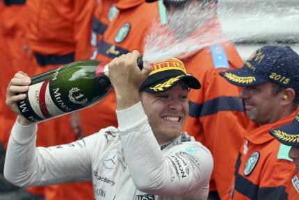 GP F1 MONACO 2015 : Rosberg Juara, Kemenangan Hat-trick