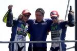 MOTOGP PRANCIS 2015 : Kuasai Le Mans, Lorenzo Dekati Rossi