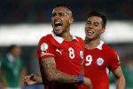 CHILE VS URUGUAY : Bravo, Vidal, dan Sanchez Bakal Dipaksa Main
