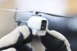 DRONE UNTUK OLAHRAGA : Atlet Ski Es Ini Hampir Celaka Gara-gara Drone