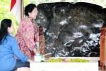 FOTO HARI LAHIR PANCASILA : Megawati Kunjungi Makam Bung Karno