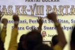 FOTO PILKADA 2015 : Partai Golkar Rapimnas, Prabowo Hadir