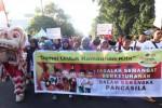 Masih Tinggi, Indeks Kerukunan Umat Beragama Indonesia 73,83