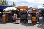 Nekat Berjualan, 5 Pedagang Bermobil Dari Zona Merah Covid-19 Dijaring Satpol PP Solo