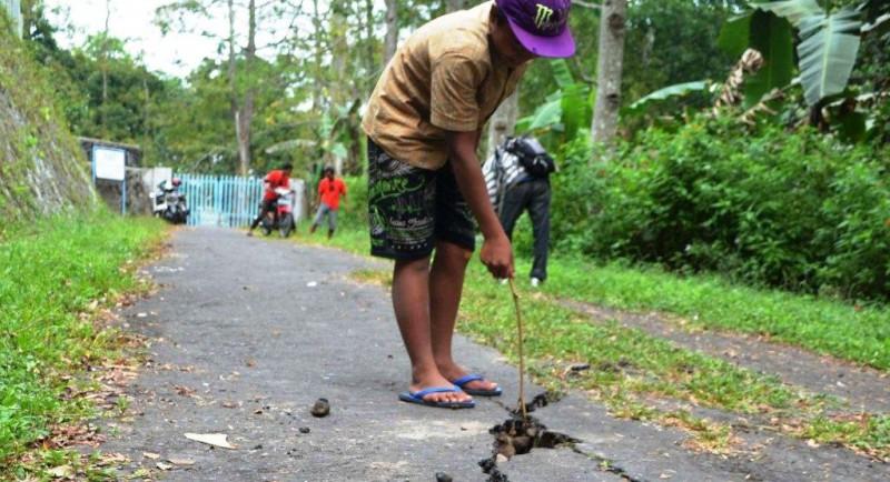 GEMPA MADIUN : Pemkab Madiun Laporkan Gempa ke Pemprov Jatim, Ditindaklanjuti?