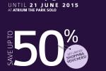 Metro Beauty Fair, sampai 21 Juni 2015 di Atrium The Park Solo
