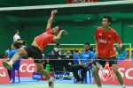 ASIA JUNIOR CHAMPIONSHIPS 2015 : Tekuk India, Indonesia Jadi Juara Grup