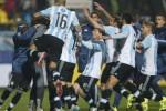 RANKING FIFA : Argentina Kudeta Belgia di Puncak