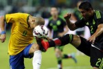 LAGA UJI COBA : Brasil Taklukkan Meksiko 2-0