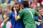 PEMAIN CEDERA : Buffon-De Rossi Absen Lawan Portugal