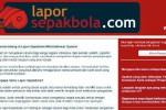 KASUS PENGATURAN SKOR : Inilah Situs Penunggakan Gaji dan Match Fixing Bikinan Tim Transisi