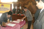 PILKADA SRAGEN : Posko Diduga Dirusak, Tim Yuni-Dedy Protes Panwaslu