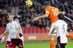 KUALIFIKASI EURO 2016 : Hadapi Latvia, Belanda Ingin Keluar dari Tekanan
