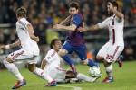 FINAL LIGA CHAMPIONS : Laga Juve VS Barca, Menanti Sihir Messi di Berlin