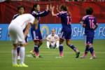 WOMENS WORLD CUP 2015 : Jepang Pertahankan Asa Juara