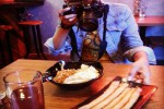 MEDIA SOSIAL: Foto Dulu Baru Makan