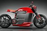 SEPEDA MOTOR TERBARU : Inilah Penampakan Motor Listrik Tesla