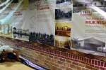 FOTO LEBARAN 2015 : Museum Kereta Api Siap Sambut Pemudik
