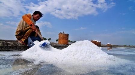 Pabrik Garam Berkualitas Lebih Baik Segera Dibangun di Jateng