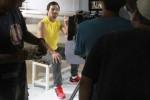 """Foto Manny """"Pacman"""" Pacquiao di Semarang"""