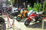 RECALL SEPEDA MOTOR : Starter Bermasalah, 45.153 Unit Honda Big Bike Ditarik