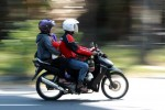 Ketahuan Mudik Pakai Sepeda Motor, 7 Orang Ini Langsung Digiring ke Grha Wisata Solo