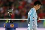 VIDEO UNIK SEPAK BOLA : Selfie Paling Tragis Lionel Messi di Copa America 2015
