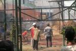 KEBAKARAN SIDOARJO : Hati-Hati Saat Ngelas, Pabrik Gula Ini Nyaris Terbakar