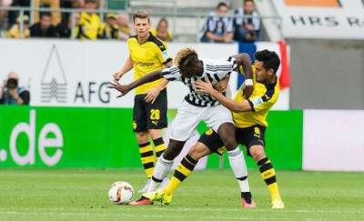 LAGA UJI COBA PRAMUSIM : Juventus Takluk 2-0 dari Dortmund