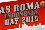 TUR PRAMUSIM AS ROMA : Giallorossi Tiba di  Jakarta Besok