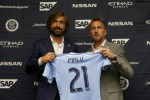 MAYOR LEAGUE SOCCER : Pirlo Debut, New York City Hantam Orlando