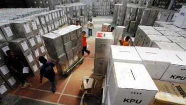 Lelang Logistik Pemilu 2019, KPU Solo Dapat Rp147,5 Juta
