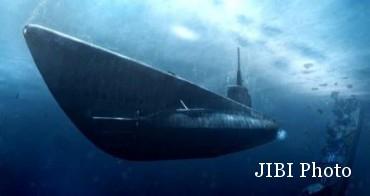 Ilustrasi kapal selam. (Koreaboo)
