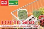 MALL DI SOLO : Lotte Mart The Park Mall Luncurkan Lotte Sehat, Mau Tahu?