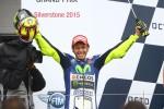 MOTOGP INGGRIS 2015 : Rossi Sempat Ragu dengan Lintasan Basah