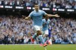 KABAR PEMAIN : Di Liga Premier Inggris, Aguero Tembus 100 Gol